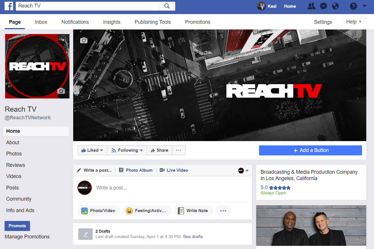 ReachTV-FacebookPage-ScreenGrab